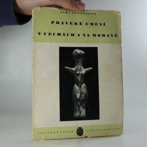 náhled knihy - Pravěké umění v Čechách a na Moravě