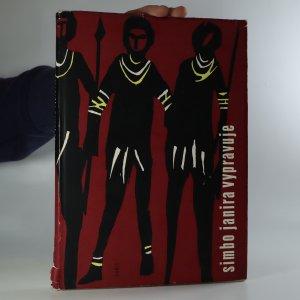 náhled knihy - Simbo Janira vypravuje