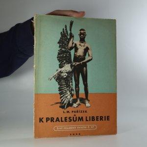 náhled knihy - K pralesům Liberie