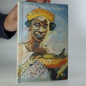 náhled knihy - Malířovy toulky západní Afrikou