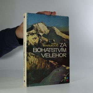 náhled knihy - Za bohatstvím velehor