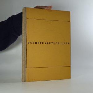 náhled knihy - Duchové žlutých listů. Výzkumné cesty Zadní Indií