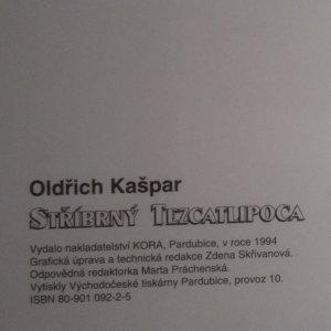 antikvární kniha Svatyně smrti aneb Stříbrný Tezcatlipoca, 1992