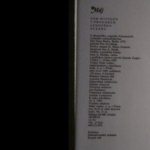 antikvární kniha V proudech ledového oceánu, 1985