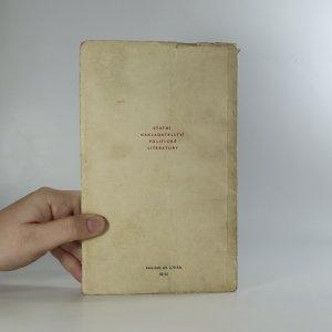 antikvární kniha Pod sopkami Střední Ameriky, 1959
