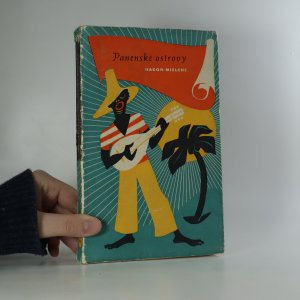 náhled knihy - Panenské ostrovy