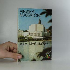 náhled knihy - Finský maratón
