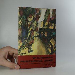 náhled knihy - Purpurová země