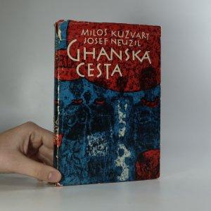 náhled knihy - Ghanská cesta