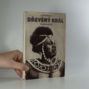 náhled knihy - Dřevěný král. Mfumu nsargi