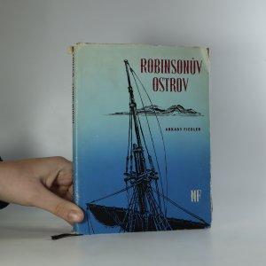 náhled knihy - Robinsonův ostrov