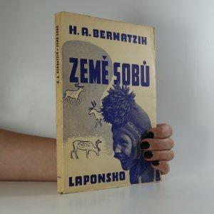 náhled knihy - Země sobů. Laponsko