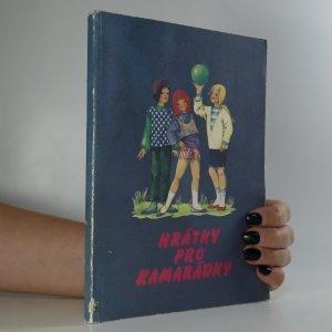 náhled knihy - Hrátky pro kamarádky