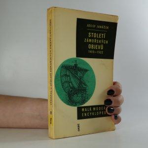 náhled knihy - Století zámořských objevů 1415-1522