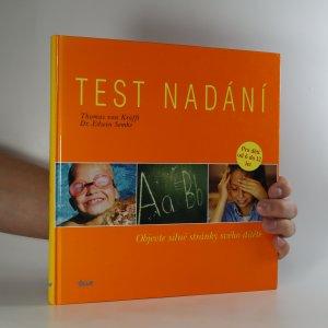 náhled knihy - Test nadání