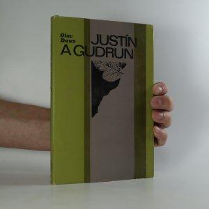 náhled knihy - Justín a Gudrun