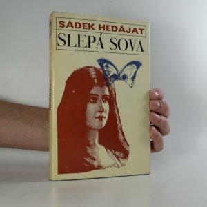 náhled knihy - Slepá sova