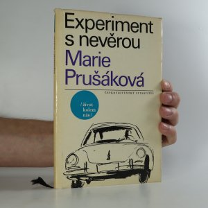 náhled knihy - Experiment s nevěrou