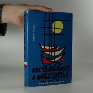 náhled knihy - Kde země končí a moře začíná