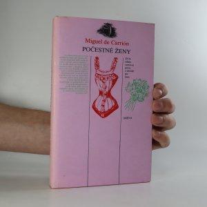 náhled knihy - Počestné ženy. 1. část.
