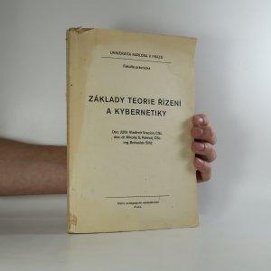 náhled knihy - Základy teorie řízení a kybernetiky