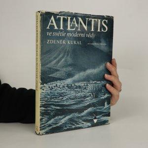 náhled knihy - Atlantis ve světle moderní vědy (Nevím kam zařadit oceánografii)