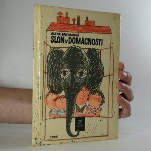 náhled knihy - Slon v domácnosti
