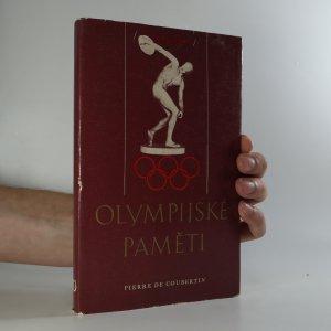 náhled knihy - Olympijské paměti