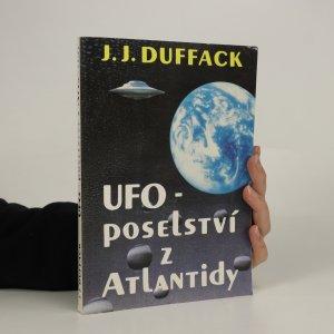 náhled knihy - UFO - poselství z Atlantidy