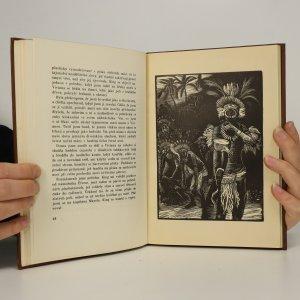 antikvární kniha Černá labuť. Dobrodružství v zemi protinožců, 1947