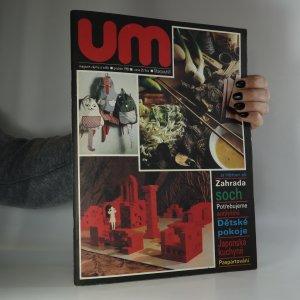 náhled knihy - UM. Magazín zájmů a zálib. Podzim 1990