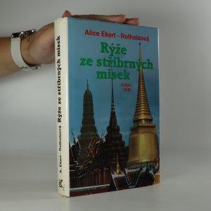náhled knihy - Rýže ze stříbrných misek
