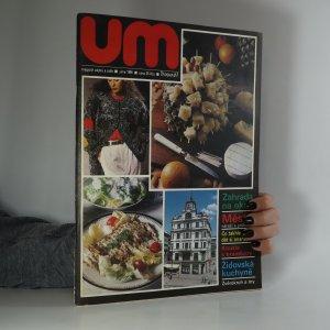 náhled knihy - UM. Magazín zájmů a zálib. Zima 1990