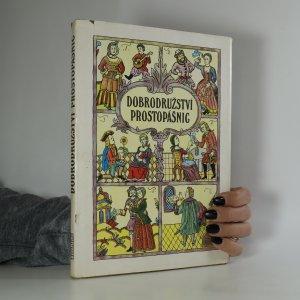 náhled knihy - Dobrodružství prostopášnic aneb Kratochvílná skládání ze svaté Rusi-mátušky