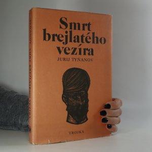 náhled knihy - Smrt brejlatého vezíra