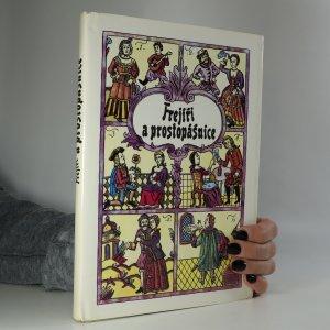 náhled knihy - Frejíři a prostopášnice aneb Kratochvilná skládání ze svaté Rusi mátušky