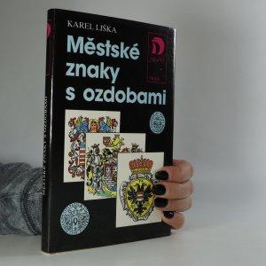 náhled knihy - Městské znaky s ozdobami