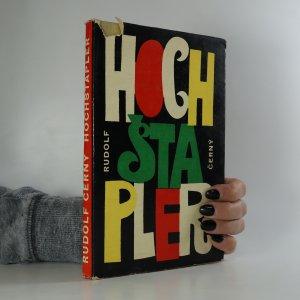 náhled knihy - Hochštapler. Deník, který se nedostal prokurátorovi do ruky