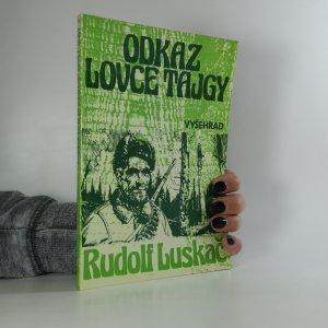 náhled knihy - Odkaz lovce tajgy