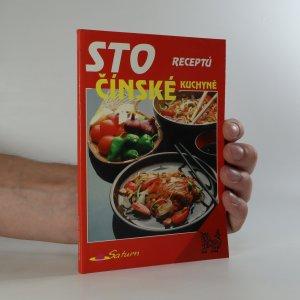 náhled knihy - Sto receptů čínské kuchyně