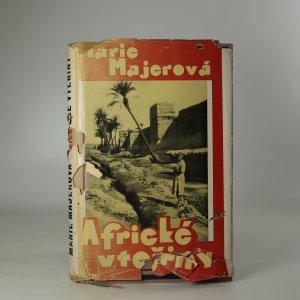 náhled knihy - Africké vteřiny
