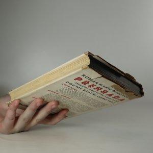 antikvární kniha Africké vteřiny, 1933