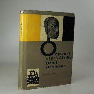 náhled knihy - Objevení staré Afriky