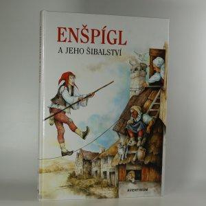 náhled knihy - Enšpígl a jeho šibalství