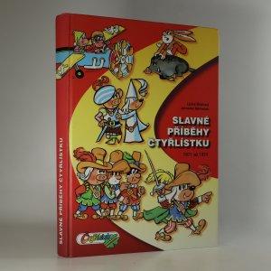 náhled knihy - Slavné příběhy Čtyřlístku 1971-1974
