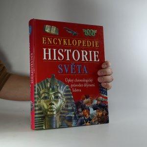náhled knihy - Encyklopedie historie světa. Úplný chronologický průvodce dějinami lidstva.