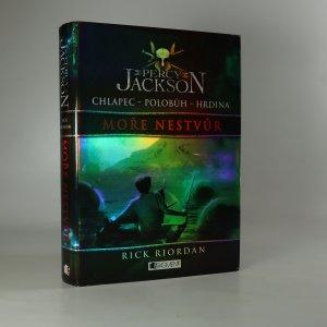 náhled knihy - Percy Jackson. Moře nestvůr.
