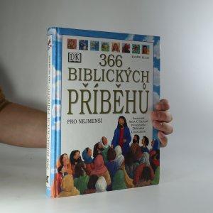 náhled knihy - 366 biblických příběhů pro nejmenší