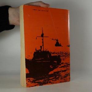 antikvární kniha Moře v plamenech, 1977