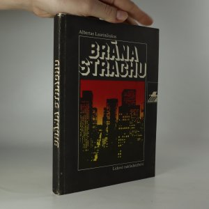 náhled knihy - Brána strachu